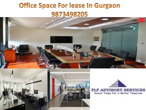 Office space for rent on Golf course road Gurgaon:9873498205