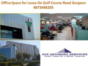 Pre Leased property for sale on Golf course road Gurgaon:9873498205