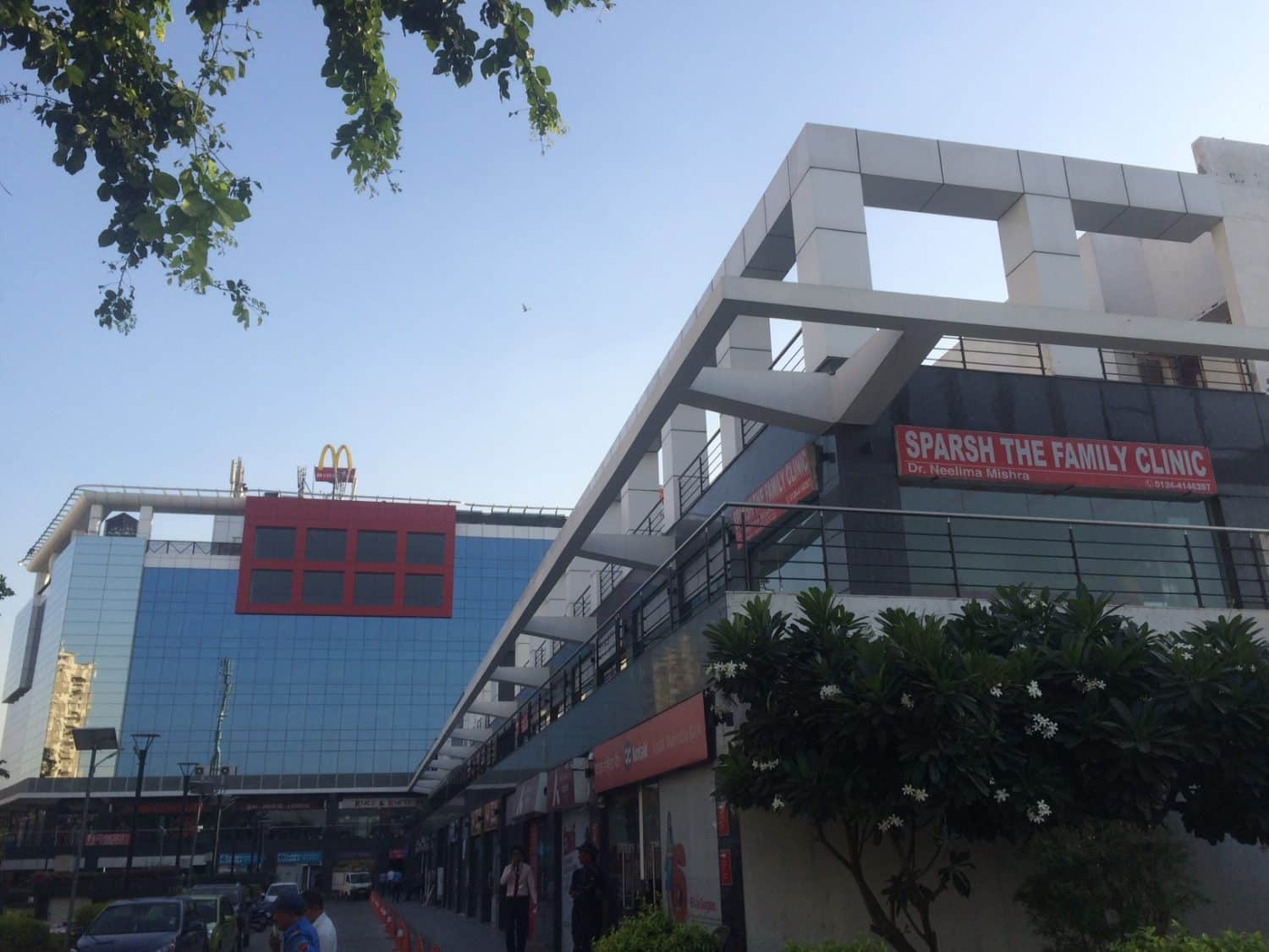 Pre Leased property in Eros city square gurgaon