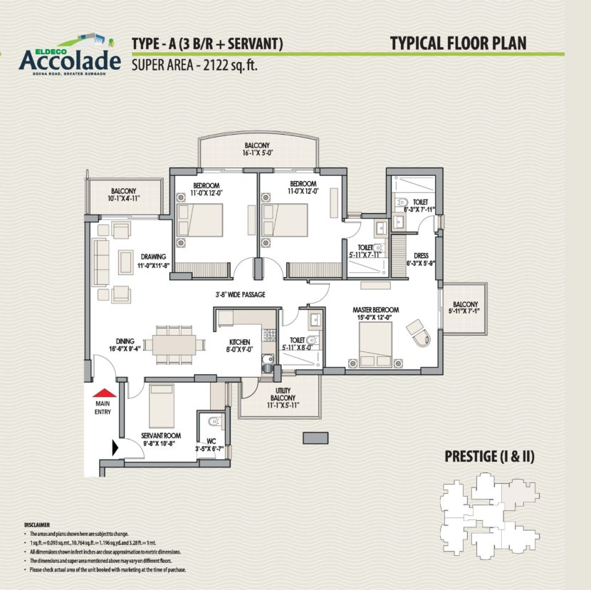 eldeco-accolades-floor-plan