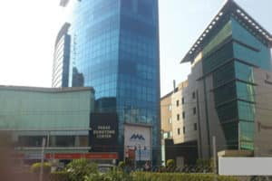 Office space for rent in Paras down town Gurgaon : 9873498205