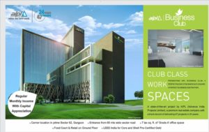 AIPL Business Club -9873498205-Office space & Food Court